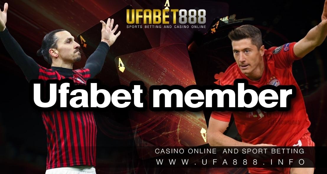 Ufabet member